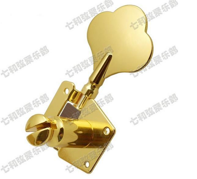 high quality golden bass guitar strings tuning peg keys tuners guitar parts guitar accessories. Black Bedroom Furniture Sets. Home Design Ideas