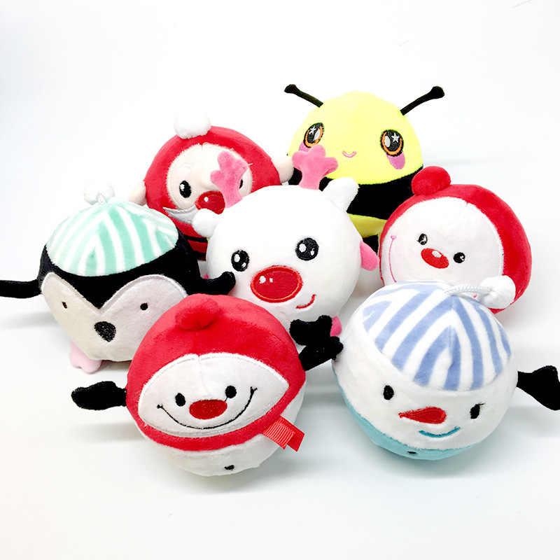 Animali di peluche Di Natale animale morbido Squishies profumo di frutta lento aumento giocattolo Di Natale mini peluche sollievo stress giocattolo