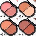 Mini 2 Colors Darker Contour Makeup Blush Cosmetics 4 Group Color Options Cheek Cream Blusher Sleek Make Up Blush Women Bourjois