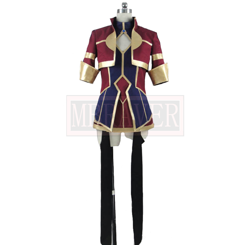 New Animae Re:Creators Cosplay Costume Yupitilia Selestia Celestia Cosplay Costume Halloween Full Set