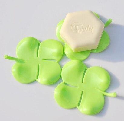 Gratis verzending badkamer sets Zeepkist Groen blad zeepbakje ...