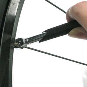 Super b tb-5516 falou ferramentas do tampão da chave inglesa com punho confortável, ajustes de dois lados que caracterizam 3.2mm e 3.4mm.