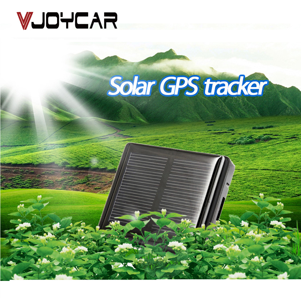 Solar Animal Cow GPS Tracker 3000mAh Waterproof SOS Alarm Locator 4 Frequency GSM WIFI GPS Tracking Device For Dog Car Cow Cattl