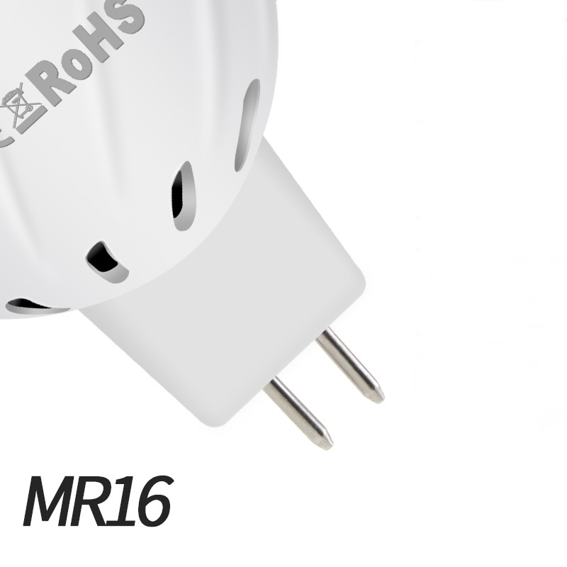 Фито светодиодный B22 гидропоники промышленная лампа E27 Светодиодная лампа для выращивания MR16 полный спектр 220 В UV светильник завод E14 цветок рассада фитолампа GU10 - Испускаемый цвет: MR16