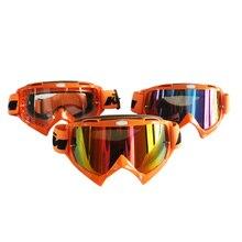 Motocross goggles ATV DH MTB Dirt Bike Glasses Oculos Antiparras Gafas motocross Sunglasses Use Motorcycle Helmet 100