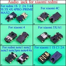YuXi Audio headphone jack socket  Repair Parts for xiaomi 4 4c 5x/A1 1 1S 2A C1 for hongmi redmi NOTE2/3  1s 2 2A 3 4A 3S 3X 4X cltgxdd 5 10pcs headphone audio jack socket for xiaomi 4 4c 5x a1 redmi 1s 2 2a 3 3s 3x 4a 4pro prime max2 note 1 2 3 3pro 4 4x