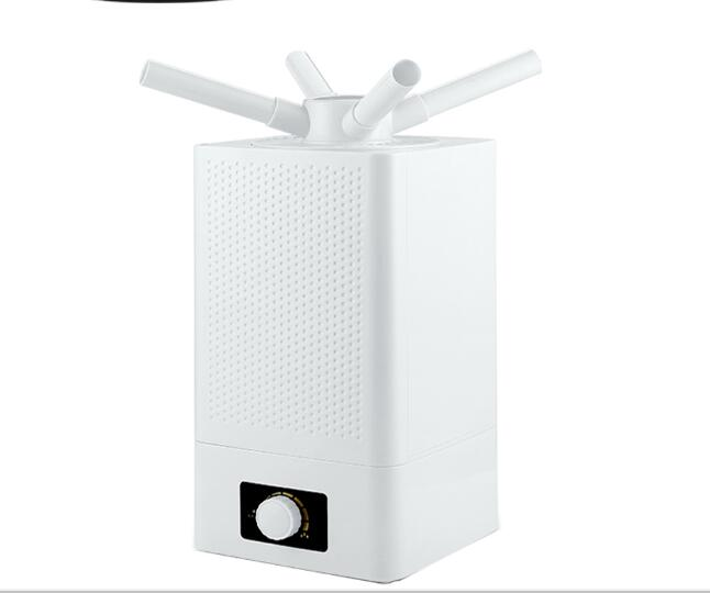 Industrial Air Ultrasonic humidifier Mute Commercial Supermarket Vegetables Mist Maker 11L Fogger Spray Anion Humidifiers 11l large capacity ultrasonic industrial humidifier 220v mute big fog air humidifier for greenhouse tobacco warehouse atomizer