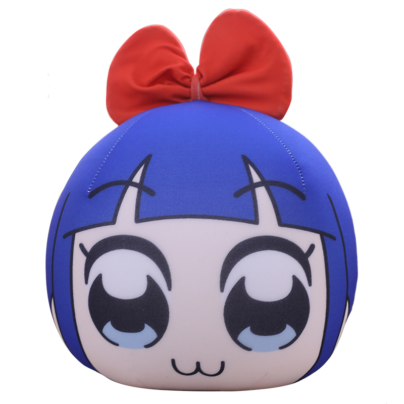 20/30cm Cute funny animation around the pop and pipi magic expression pillow plush doll