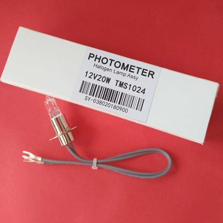 para Tms1024 12v20w Analisador Bioquímico Bulbo Ssm Tms-1024 12 v 20 w Sp2057 Ps2057 Tms 1024 Cormay Prestígio Lâmpada Halógena Jb12v20wf6 –