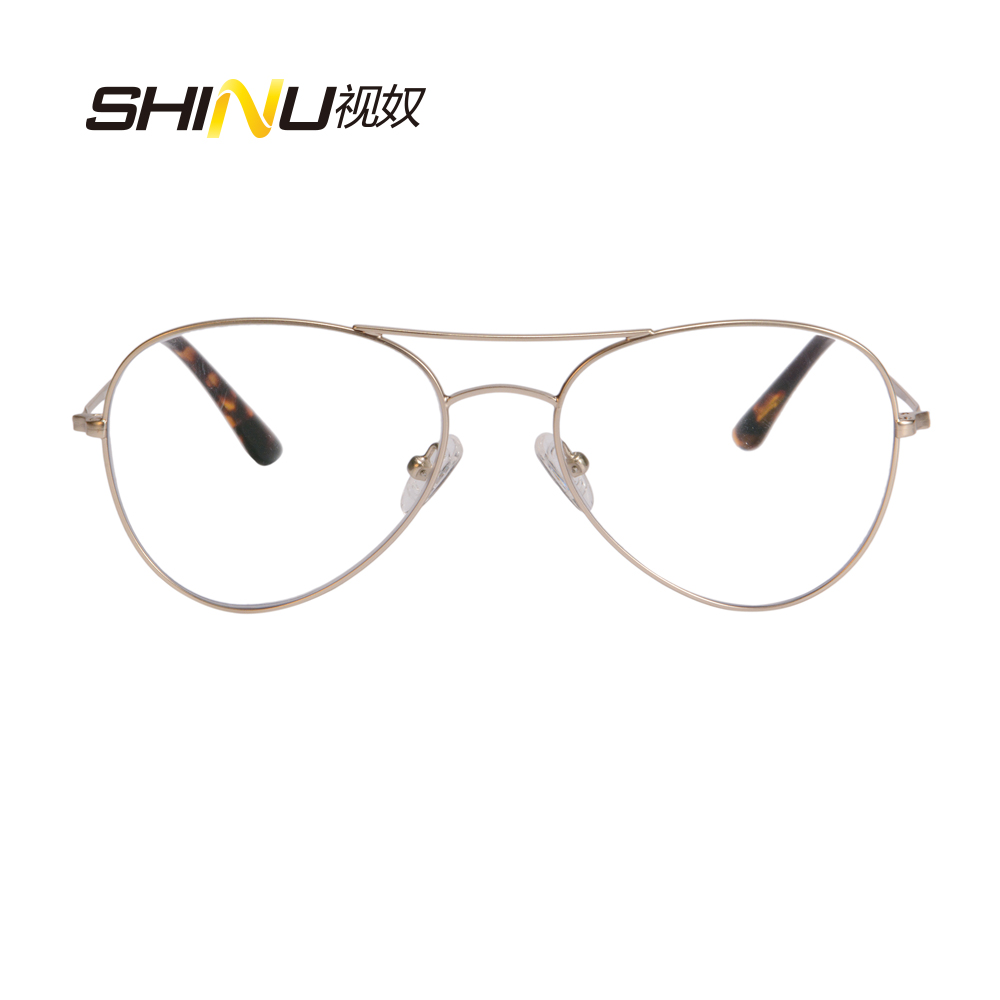 9e0020a76f SHINU Brand Progressive Multifocal Lens Reading Glasses Women Men Bifocal  See Near And Far Presbyopia Eyeglasses Diopter Eyewear-in Reading Glasses  from ...