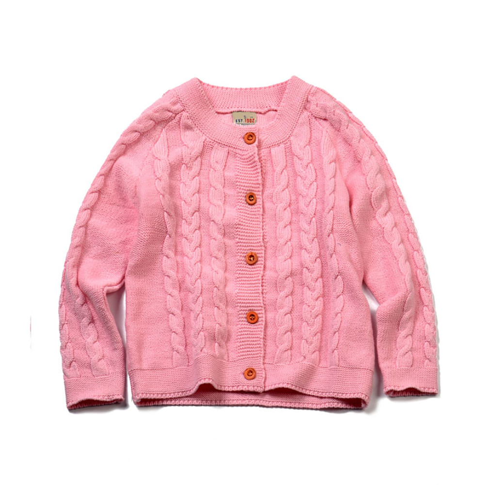 YY-885 Spring Kids Sweater Autumn Baby Boy Girls Long Sleeve Knitted Cardigan Sweater Kids 3-9T 3 Solid Color Cotton Outer Wear stylish cowl neck long sleeves color match batwing irregular design cotton blend sweater for women