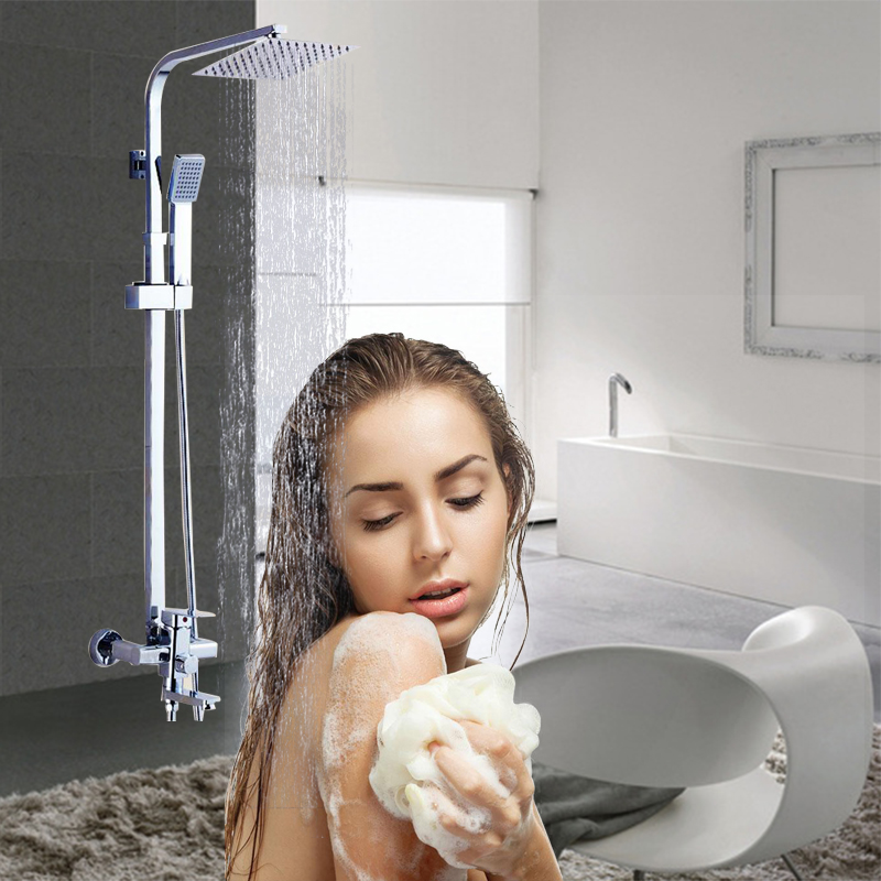 Bathroom Shower Faucet 12