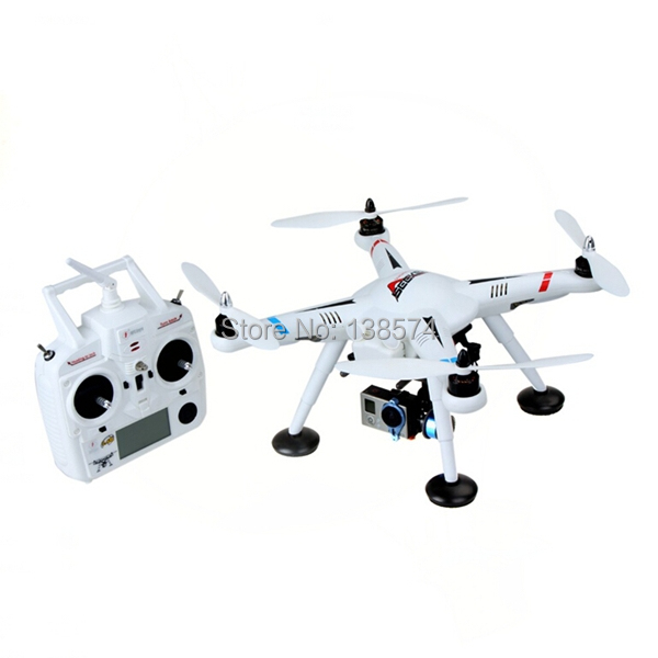 Wltoys V303 Seeker GPS 4CH RC Quadcopter with 2.4G Transmitter+ 2 axis Brushless Gimbal for Gopro3 Camera Type 2