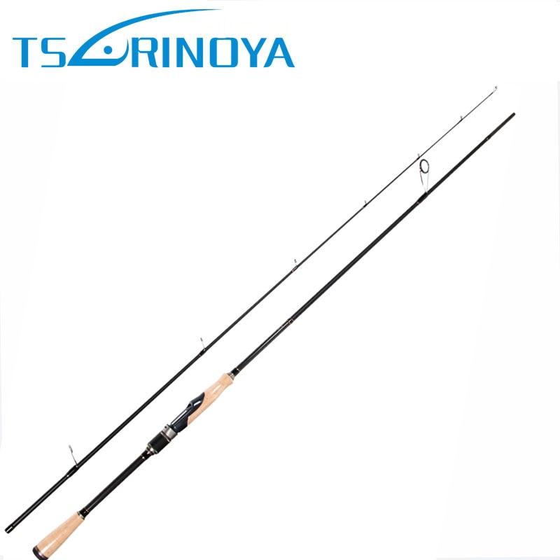 Tsurinoya 2.1m 2.01m Spinning Rod Two Section 98%Carbon