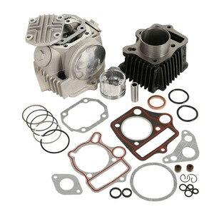 Image 3 - Motorcycle Cylinder Engine Motor Rebuild For Honda ATC70 CT70 TRX70 CRF70 XR70 70CC 49.5CM3