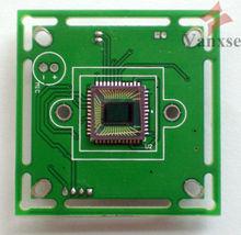 vanxse CCTV 1/3 CMOS 700TVL Board Camera Security CCTV Main PVC Board