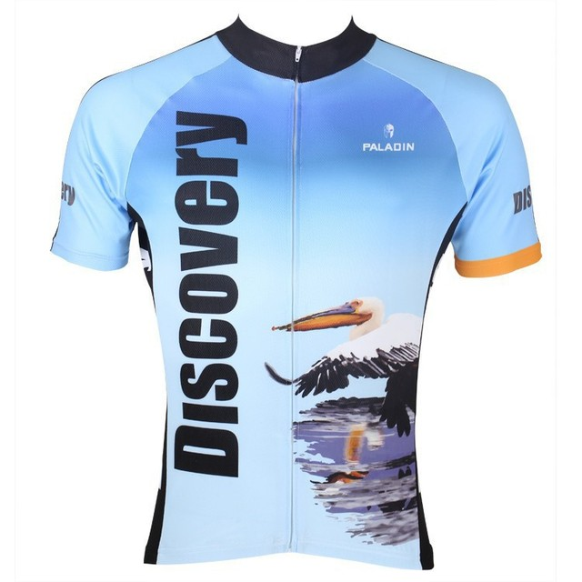 492439d2c New Bicycle Jerseys Team Sport Clothes Short Sleeve Shirt Pelican Flamingo  Edition Cycling Clothing
