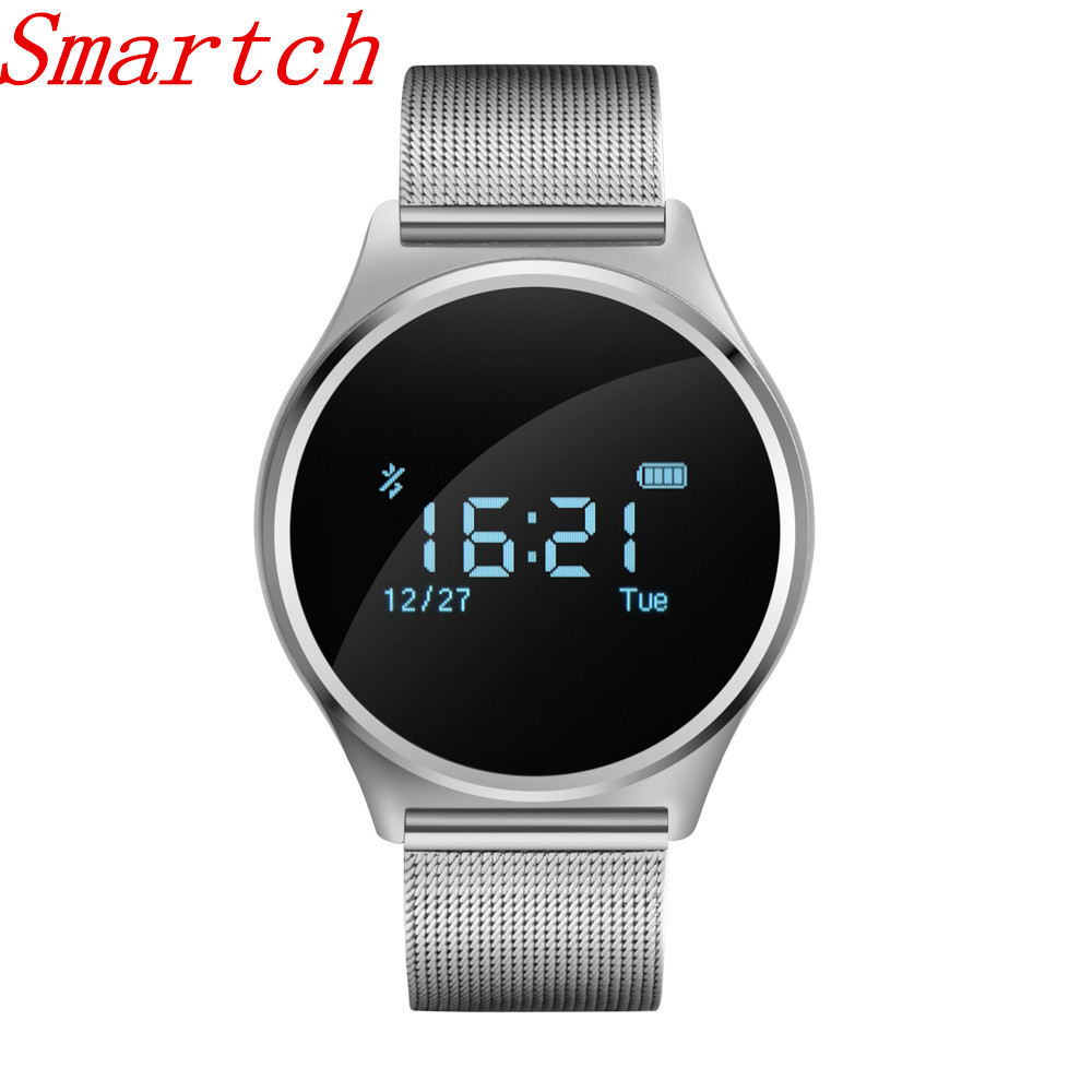 Smartch Bluetooth 4 0 M7 Sports Smart Bracelet Sleep Monitor Blood Pressure Wristband Heart Rate Fitness