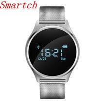 Smartch Bluetooth 4.0 M7 спортивные умный Браслет сна Мониторы Приборы для измерения артериального давления браслет Heart Rate Фитнес трекер для Andriod IOS