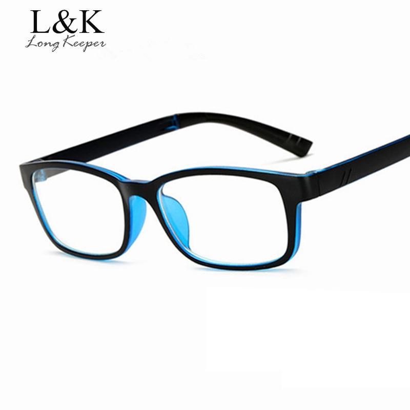 2019 Heißer Platz Gläser Rahmen Männer Frauen Klassische Pc Eyewares Klar & Nachtsicht Objektiv Brillen Gute Qualität Günstige Preis Ausgereifte Technologien