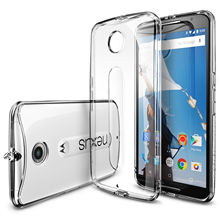 100% Original Ringke Fusion Case for Google Nexus 6 – Full Protection Clear Back Cover Phone Cases