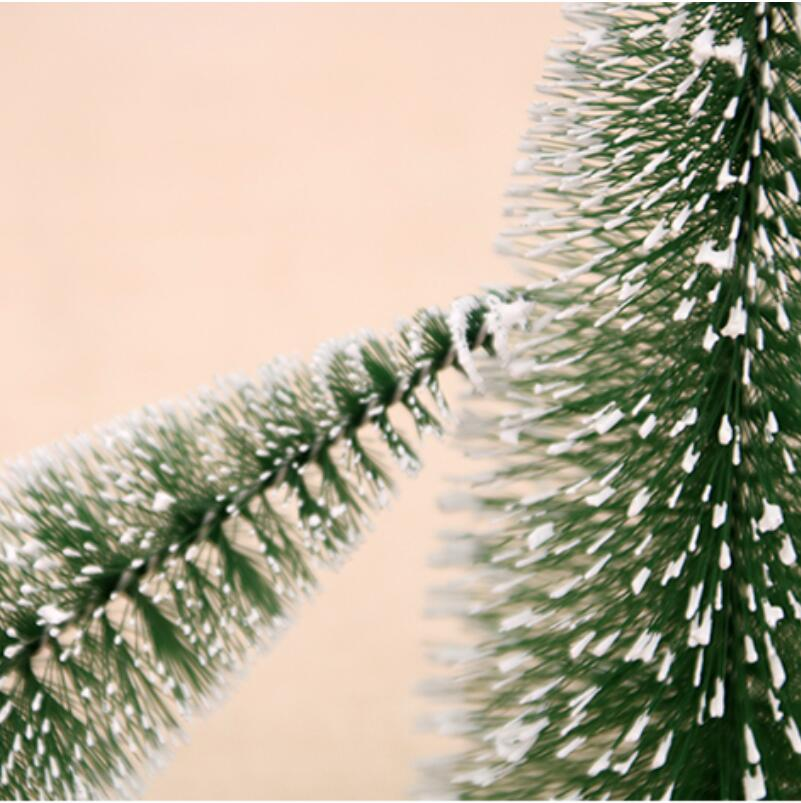 Mini Christmas Tree 5 Heights Desktop Small Christmas Tree Christmas Gifts Christmas Decorations Festival Party Supplies in Trees from Home Garden