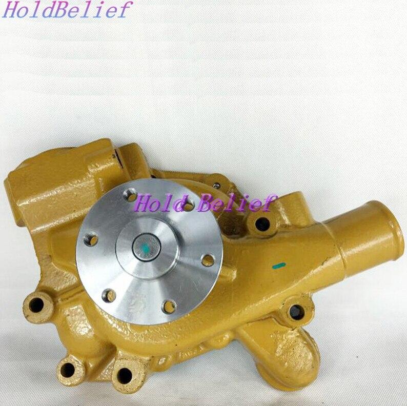 New Water Pump 6206-61-1505 for Komatsu Dozer 6D95L Engine