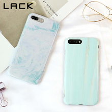 LACK Granite Marble Texture Pattern Phone Cases For iphone 6 Case For iphone 8 7 6S Plus Back Cover Fashion Soft IMD Cases Capa