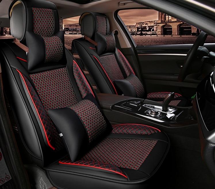 2018 Hyundai Tucson Interior: Good Quality! Full Set Car Seat Covers For Hyundai Tucson