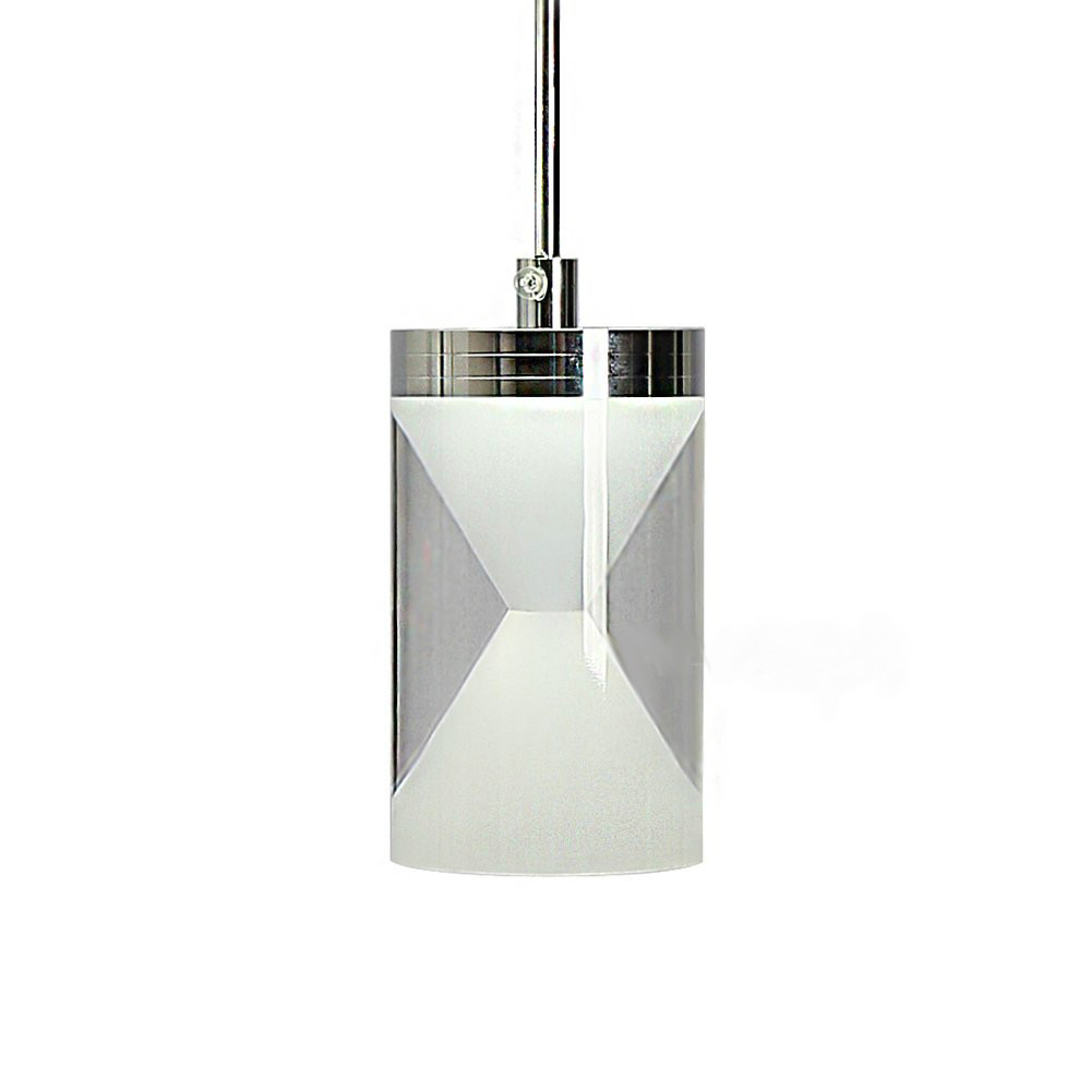 ФОТО MAMEI  Free Shipping 1 Light Acrylic Pendant Light Fixtures Included 3W White Color LED