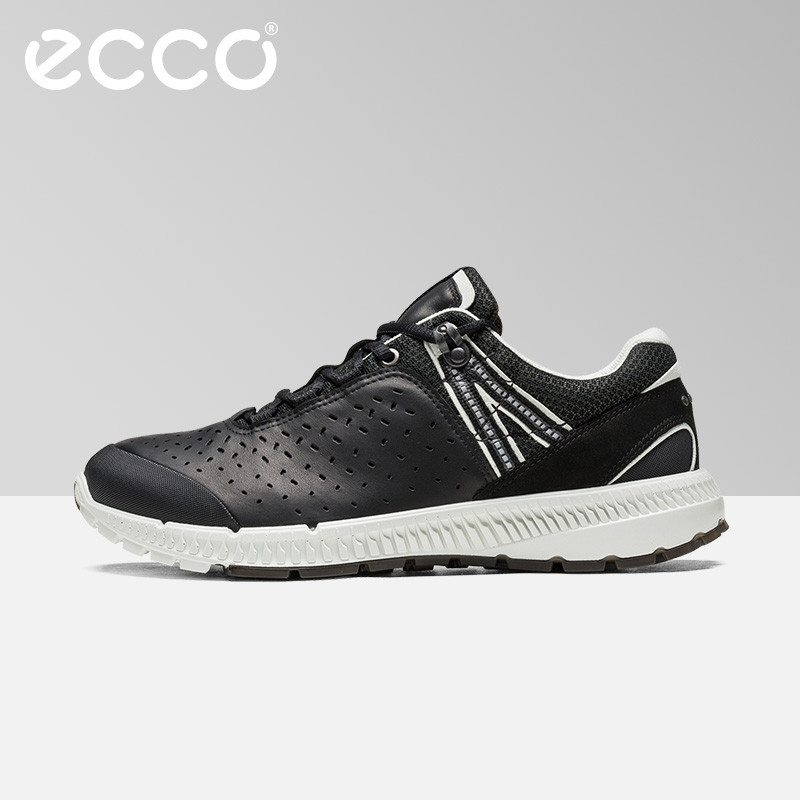 ECCO Intrinsic TR Men's Outdoor Casual Shoes Autumn Winter Walking Shoes Fashion Leather Waterproof Warm Casual Sneakers Shoes недорго, оригинальная цена