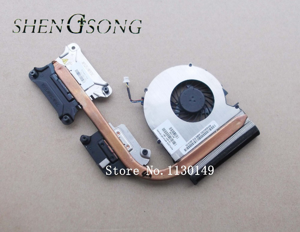 New cooler for HP probook 450 G1 455 G1 470 G1 cooling heatsink with fan radiator 721937-001 DSC model