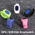 Q50 niños gps smart watch niños reloj g36 sos gsm gprs gps localizador rastreador anti-perdida smartband guardia para ios android