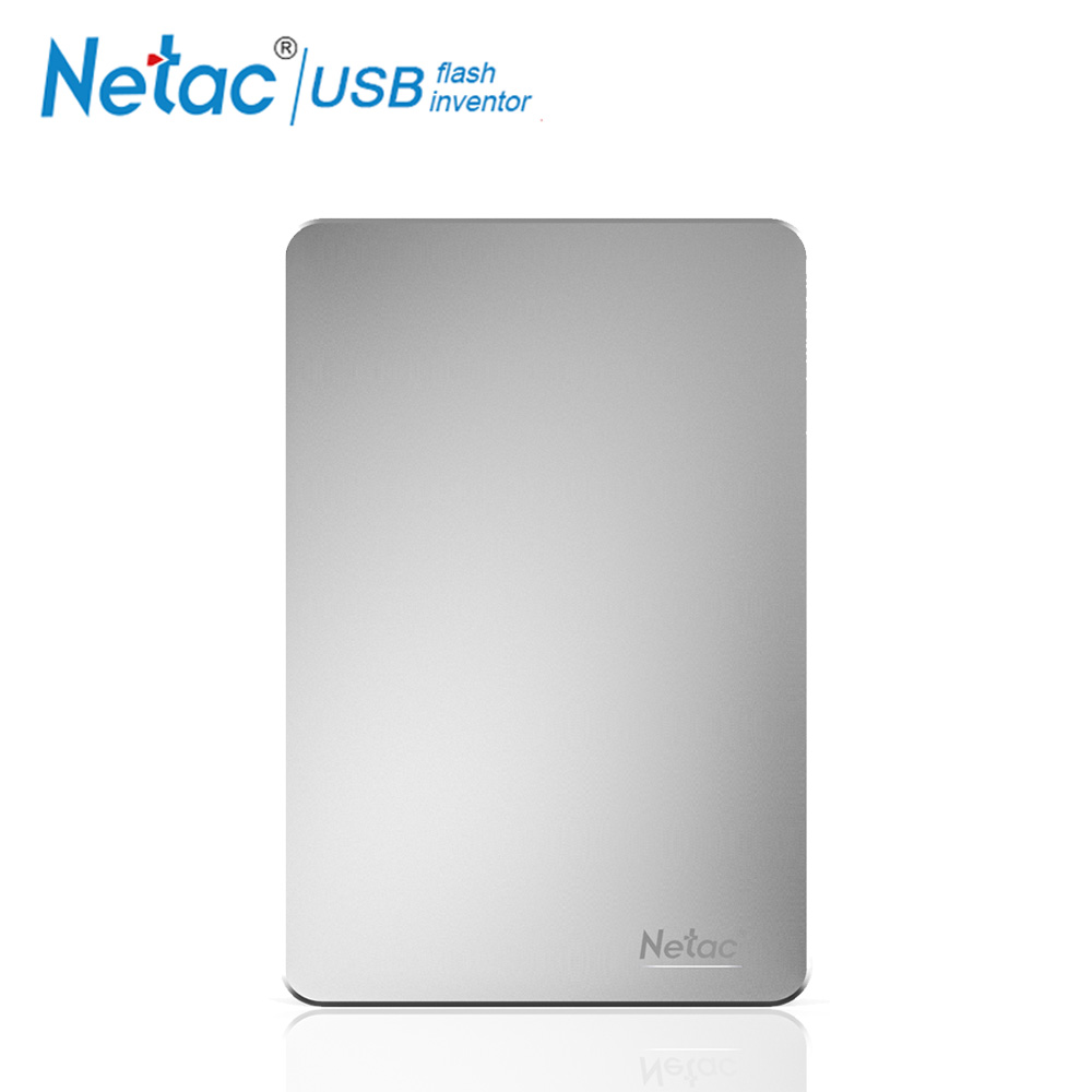 Netac USB 3.0 2.5 inch Portable 500GB HDD External Hard Drive Storage Devices Mobile External Hard Disk Drive for Desktop Laptop wd 640gb 2 5 usb 3 0 mobile external hard drive storage device black