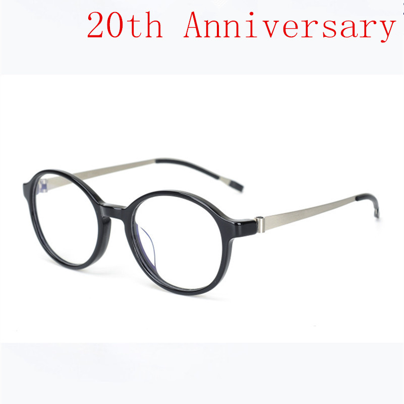 Round frame New Retro glasses men with original package eyeglasses Oliver People women myopia reading eyewear