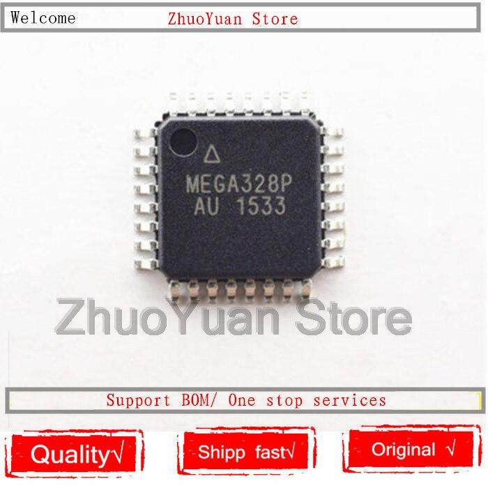 1PCS/lot ATMEGA328P-AU ATMEGA328P MEGA328P-AU LQFP-32 8-bit 32K  IC Chip  New Original