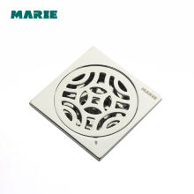цена на Drains stainless steel waste drainsanti-odor floor drain shower water drain strainer bathroom floor drains cover