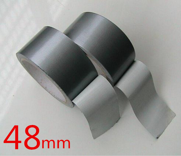 SZBFT 48MM*20m Strong Grey Duct Carpet Waterproof Tape carpet tape,office adhesive tape free shipping