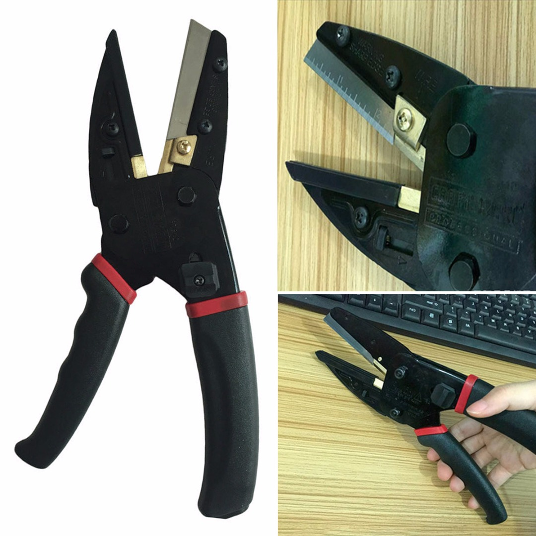 1pc 3 in 1 Multi-function Wire Cutter 330 Steel Cable Cutting Tool 270x140mm For Hand Tools