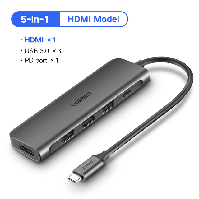 5-in-1 HDMI Model