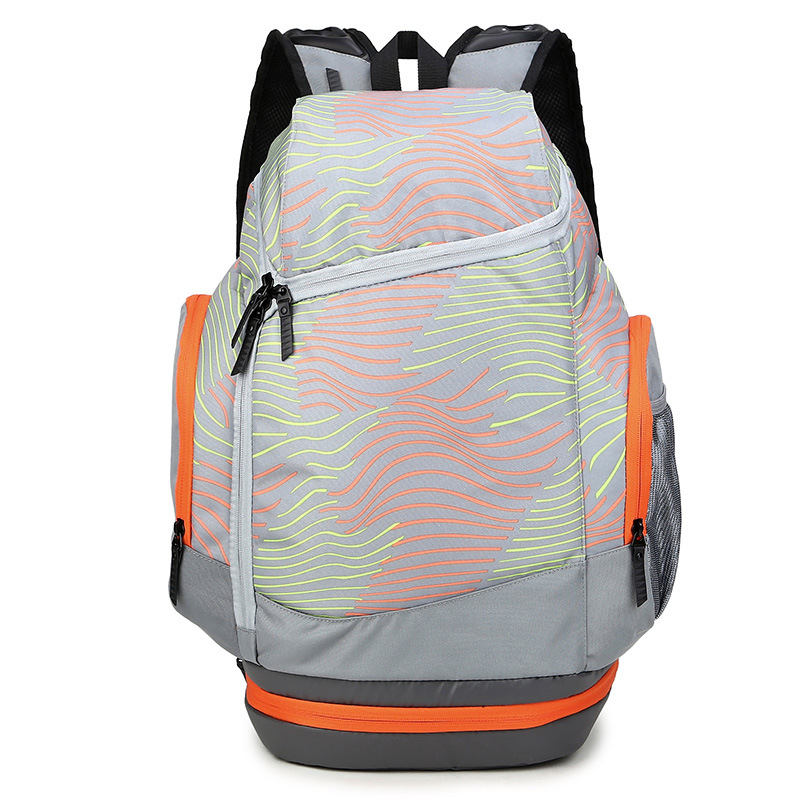 Large Basketball Bag For Sports Outdoor Basketball Backpack Bag For Men Fitness Travel Trainning Gym Hiking