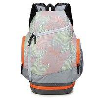 Large Basketball Bag For Sports Outdoor Basketball Backpack Bag For Men Fitness Travel Trainning Gym Hiking Mountain Backpack