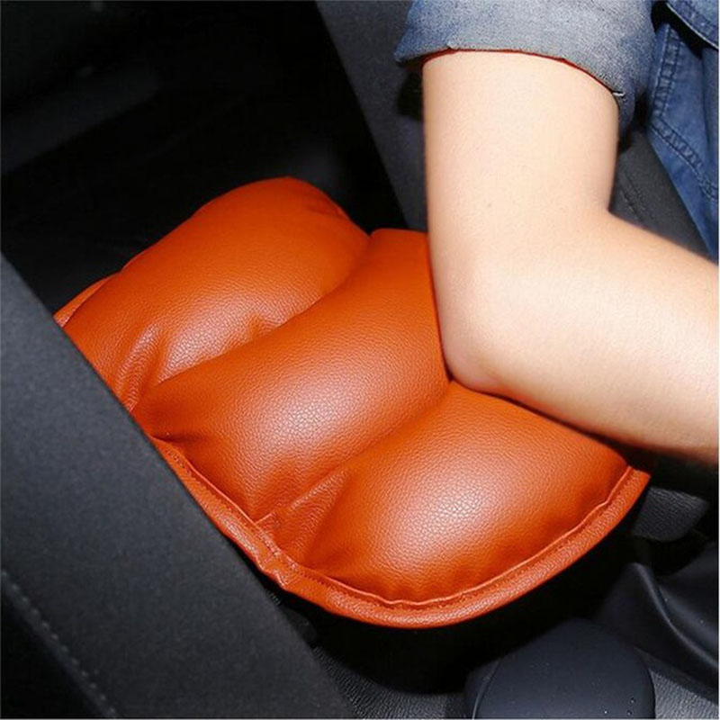 Image 5 - Auto Armrest Box Pad Covers For Mitsubishi axs lancer 9 10 I200 Chery Tiggo 5 3 t11 Mini Cooper R56 2017 Car styling Accessories-in Car Stickers from Automobiles & Motorcycles
