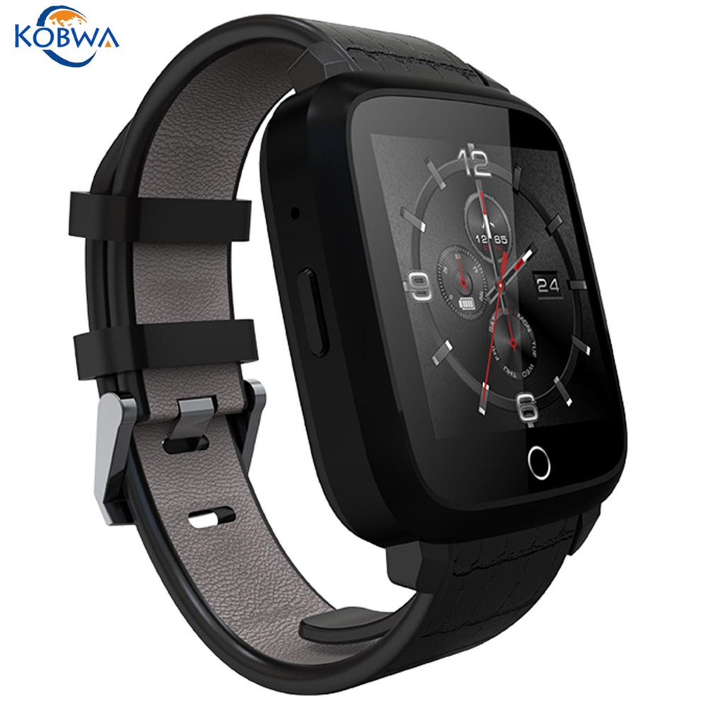 Dial&Answer Calls Smartwatch WIFi 3G Bluetooth GPS Fitness Music Watch Heart Rate Monitor Quad Core 1G RAM 8G ROM Support SIM no 1 d6 1 63 inch 3g smartwatch phone android 5 1 mtk6580 quad core 1 3ghz 1gb ram gps wifi bluetooth 4 0 heart rate monitoring