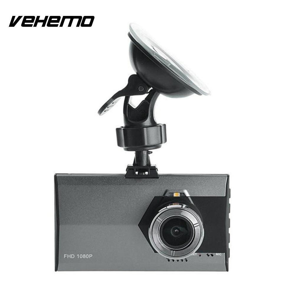 Vehemo 3 Full HD Car DVR Photography Vehicle Video Recorder Portable Vehicles Dash font b Camera