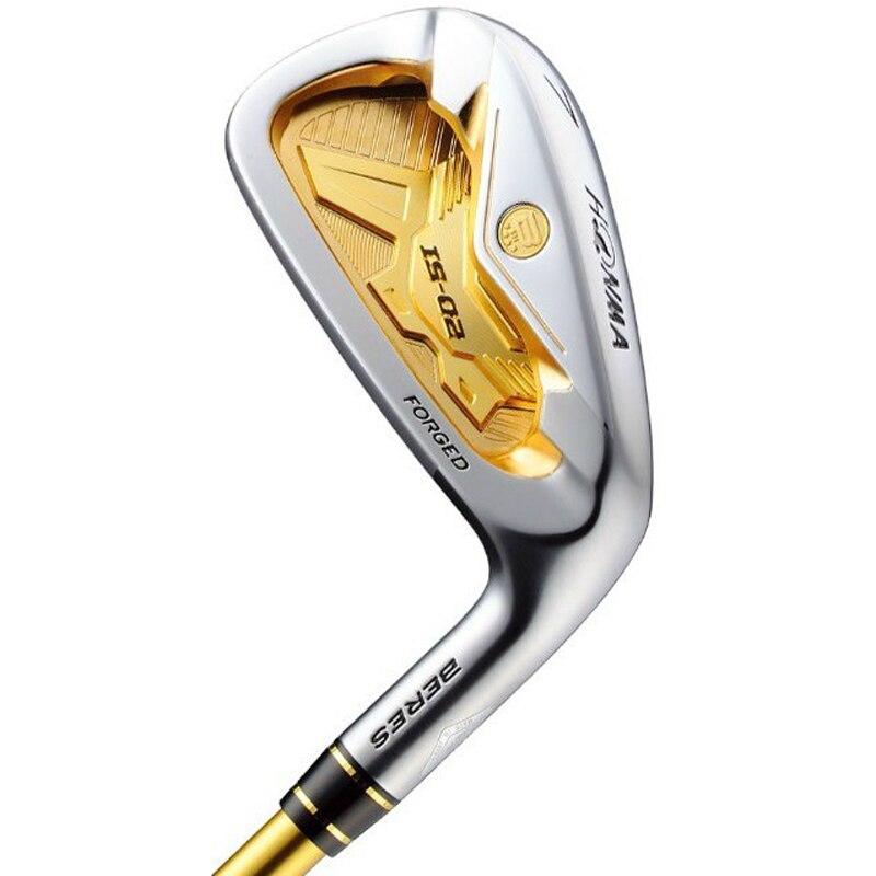 Nouveau Cooyute Golf Clubs HONMA Golf Ensemble S-02 4 étoiles De Golf fers ensemble 4-11Aw.Sw fers Clubs Set Graphite De Golf arbre Livraison gratuite