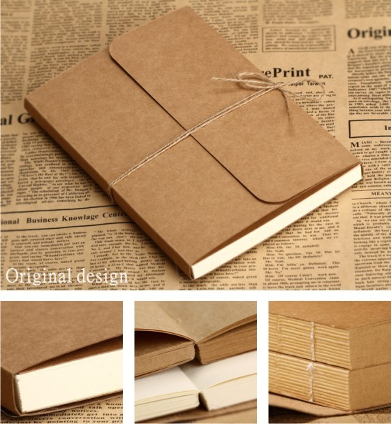 Book Cover Paper Weight : Vintage kraft cover paper a blank doodle