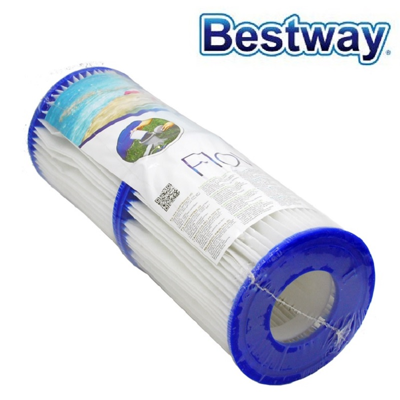 12 Pcs 58094 Bestway D10.6*H13.6cm FLOWCLEAR Cartridge Type II D4.2xH5.4