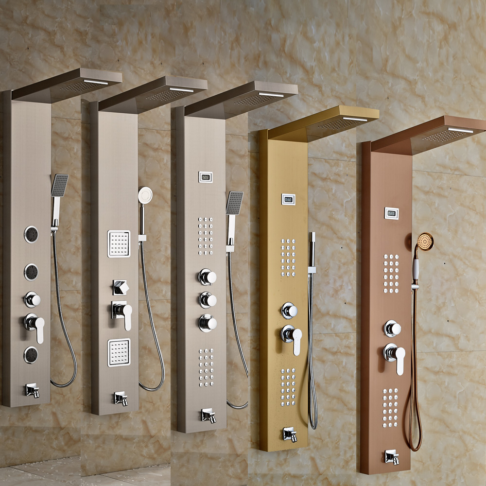 Shower Panel. Great Compare Prices On Shower Panel Online ...