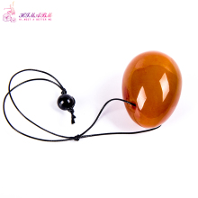 1 Pcs natural jade egg for kegel exercise pelvic floor muscles vaginal exercise yoni egg ben wa ball